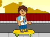 Diego. School bus