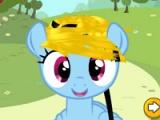 Little pony: hair salon
