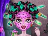 Monster High. Real makeover