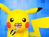 flash игра Pikachu teeth problem