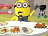 Minion barbeque
