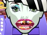 flash игра Frankie Stein at the dentist