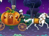 flash игра Cinderella carriage