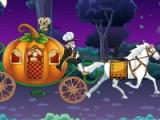 flash игра Cinderella carriage