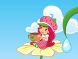 flash игра Strawberry Shortcake. How a garden grows