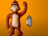 flash игра Slap the monkey