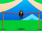 flash игра Space monkey 2