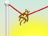 flash игра Space monkey