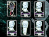 flash игра Casper's scare school. Memory cards