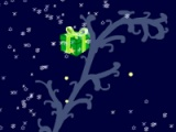 flash игра Snow tree