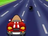 flash игра Pou. Karting
