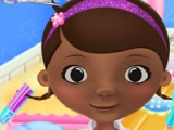 Doc Mcstuffins. Fantasy hairstyle