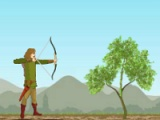 flash игра Robin Hood and treasures