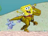 flash игра SpongeBob rider