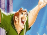 The hunchback of Notre Dame. Find the numbers