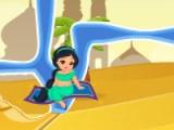 flash игра Baby princess. Maze adventure