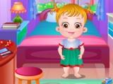 flash игра Baby Hazel. Garden party