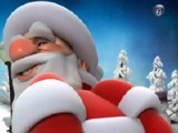 flash игра Talking Santa
