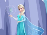 flash игра Snow queen