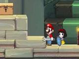 Flash игра Tomb Mario