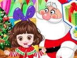 flash игра Baby Christmas slacking