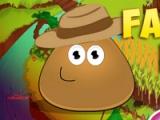 flash игра Farmer Pou