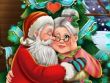 flash игра Santa's Xmas tricks