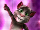Talking Tom. Dance