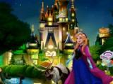 Frozen palace. Hidden objects