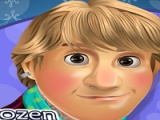 Frozen. Kristoff in salon