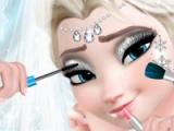 Elsa wedding. Makeup school