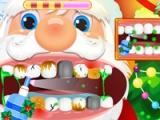flash игра Care Santa-Claus tooth