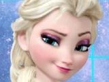 Elsa. Royal manicure
