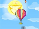 flash игра Balloon Flight
