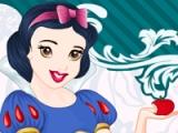 flash игра Pregnant Snow White. Accident care