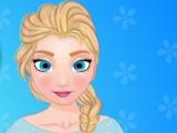 flash игра Elsa сook