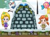 flash игра Frozen Elsa find candy