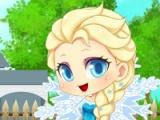 Baby Elsa. Flower care