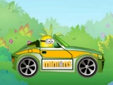 flash game Minions ride