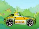 flash игра Minions ride