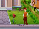 flash игра Naughty neighbor