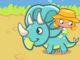 flash игра Dinosaur slacking