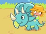 flash игра Dinosaur slacking