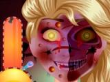 Elsa vampyr uppståndelse