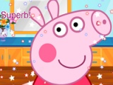 Peppa Pig. Face сare