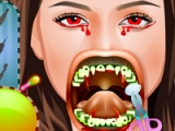 flash игра Twilight Bella Swan vampire dentist