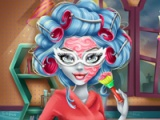 Ghoulia. Real makeover