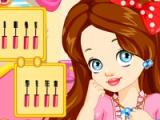 flash игра Princess Aurora. Makeup