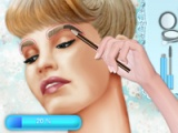 flash игра New Cinderella wedding makeup
