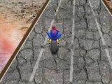 flash game Spiderman Ride Dangerous